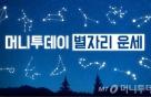7월 22일(일) 미리보는 내일의 별자리운세