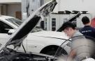 [사진]EGR 모듈 교체 실시한 BMW