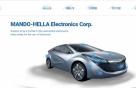 만도헬라, 국내최초 중거리 차량용 레이더 양산 개시