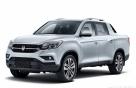 쌍용차, '렉스턴 스포츠'의 힘…SUT 판매 45만대 돌파