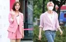 [내일뭐입지?]맑은 날씨, 화사한 '핑크' 패션