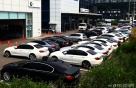 BMW 쇼크, 수입디젤차 판매 '뚝'…벤츠도 판매량 43%↓