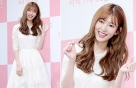 나혜미, 흰색 레이스 원피스 입고…청순미 '물씬'