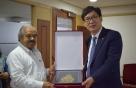 NH농협은행, 인도비료협동조합과 협력사업 협의
