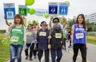 SC제일은행, 시각장애인 마라톤대회서 인식개선 캠페인