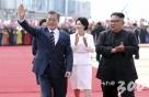 김정은, '핵 담판' 비장한 각오 품고 온 文대통령 파격환대
