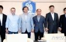 韓축구 위해 한자리 모인 각급 대표팀 감독, 긴밀한 협조 약속(종합)