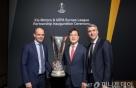 기아차, UEFA 유로파리그 본선 개막 맞춰 마케팅 시동