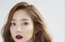 박민영, 파격적인 보라빛 입술…매혹적인 가을 룩