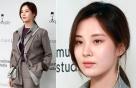 """서현의 가을 패션…체크와 헤링본의 만남 """"우아해"""""""