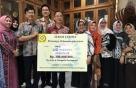 LIG넥스원, 인도네시아에 지진피해 성금