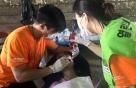 제주항공, 열린의사회와 라오스서 의료봉사 활동