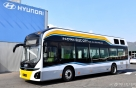현대차-울산시, 시내버스 정규노선에 수소전기버스 국내 첫 투입