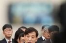 [국감]한은 총재, 국회서 11월 금리인상 시사(종합)