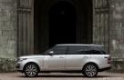 럭셔리 SUV 대명사 '뉴 레인지로버 롱 휠 베이스'..가격만 2~3억