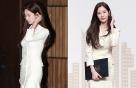 국무총리 표창 받은 서현, 단아한 원피스 패션 '눈길'