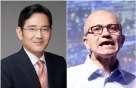 이재용 삼성전자 부회장, MS CEO 회동…AI·클라우드 협력 강화