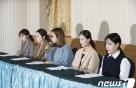"""컬링 팀 킴 """"김경두 교수, 선수 성장 방해... 사적 욕심이 문제"""" (일문일답)"""