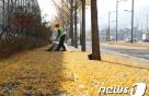 [내일 날씨]맑고 쌀쌀한 하루…일부 지역 '비'