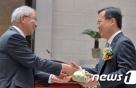 '사법농단' 박병대 전 대법관, 내일 檢 피의자로 소환조사