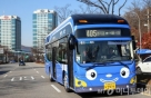 현대차 수소전기버스 30대 전국 6개 도시 달린다
