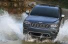 지프, '2019년형 그랜드 체로키' 가솔린 모델 출시