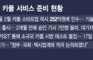 """카카오 """"카풀 서비스 연기…각계 의견 반영"""""""