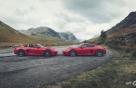 최고속도 275km 포르쉐 '신형 718 T' 공개..8000만원대부터 판매