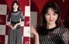 """'메이트' 정혜성, 시스루 원피스 패션…""""사랑스러워"""""""
