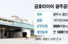 '45년 된 낡은' 금호타이어 광주공장 옮긴다