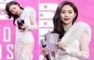 '2019 서가대' 한초임, 전신 시스루 드레스 '파격'