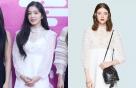 """레드벨벳 아이린 vs 모델, 봄 원피스 패션 """"화사해"""""""