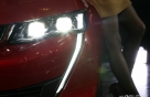 [사진]'뉴 푸조 508'의 LED 헤드램프