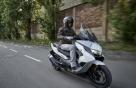BMW모토라드, 중형스쿠터 '뉴C400 GT' 출시...970만원