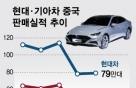 """현대·기아차, 中시장서 현지 전략형 신차 공세 """"V자 회복"""""""