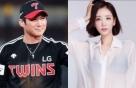 LG트윈스 오지환과 혼인 신고…임신 4개월째 김영은 누구?