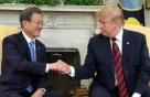 """靑, CNN 보도에 """"남북정상회담 개최되면 메시지 전달"""""""