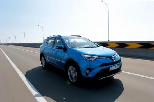 [시승기]토요타 라브4 하이브리드, '패밀리 SUV' 모범 답안