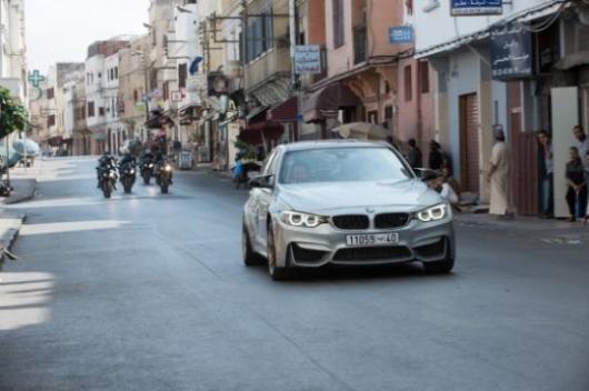 BMW 뉴M3 타고 '톰 크루즈' 같이 도심 달려보니