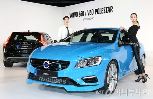 [사진]볼보 S60 & V60 폴스타 출시