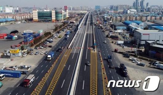 """[사진]""""인천 송도에서 김포 한강까지 25분"""""""