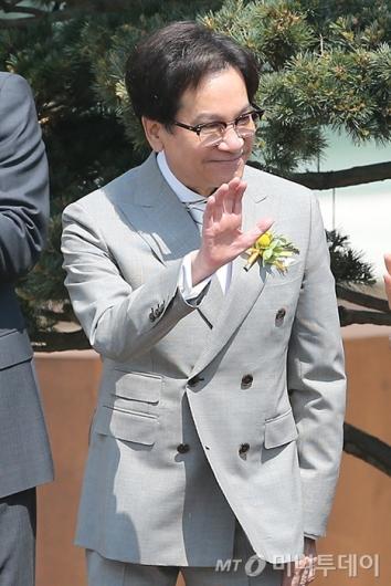 [사진]이재현 회장, 4년 만의 복귀