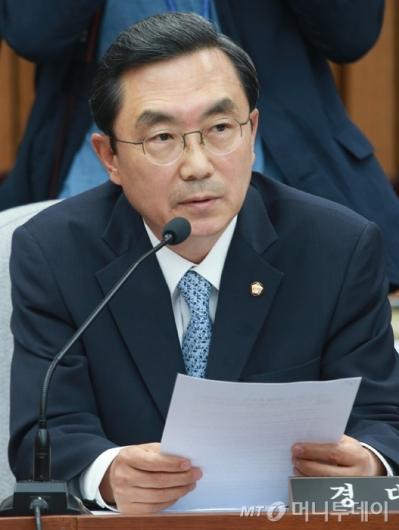 [사진]'청문회 역풍' 경대수, 아들 군면제 사유는 간질