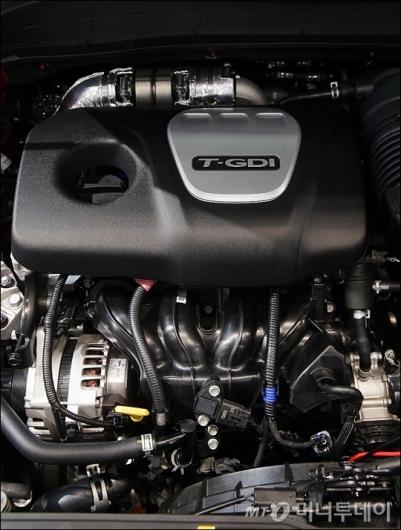 [사진]'코나' 1.6 T-GDI 터보 엔진