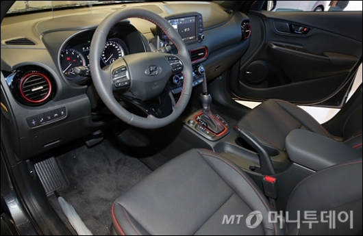 [사진]소형 SUV '코나', 작지 않아요!