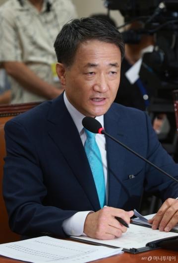 [사진]박능후 후보자 '부인 불법증축·농지전용 사과'