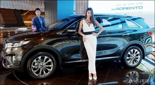 [사진]기아자동차, SUV '더 뉴 쏘렌토' 출시