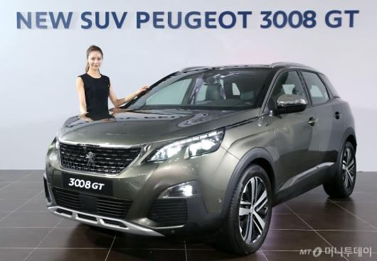 [사진]'뉴 푸조 3008 SUV GT' 국내 공식 출시