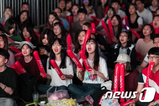 [사진]다시 외치는 '대한민국'