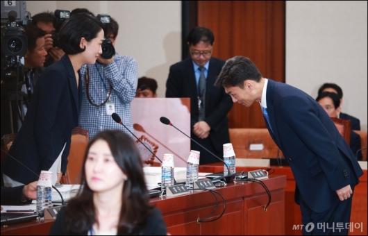 [사진]박성진 '잘 부탁드립니다'